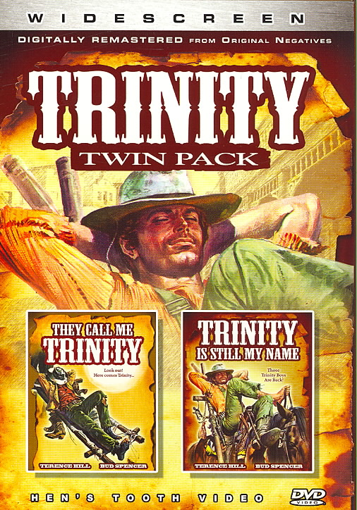 THEY CALL ME TRINITY/TRINITY IS STILL BY HILL,TERENCE (DVD)
